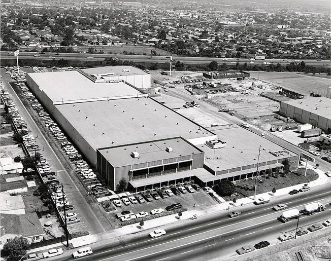 1967 Toyota Headquarters Torrance
